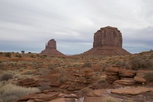 C-0524 Monument Valley, Utah/Arizona